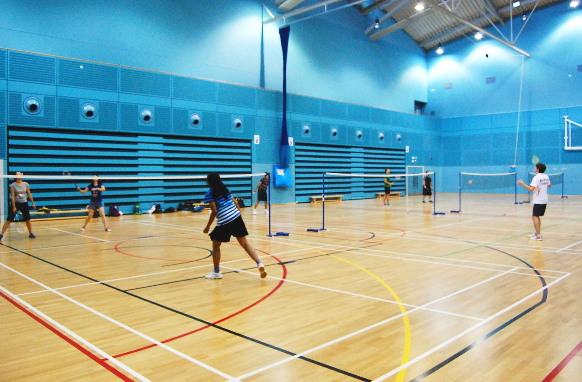 [Badminton Club]