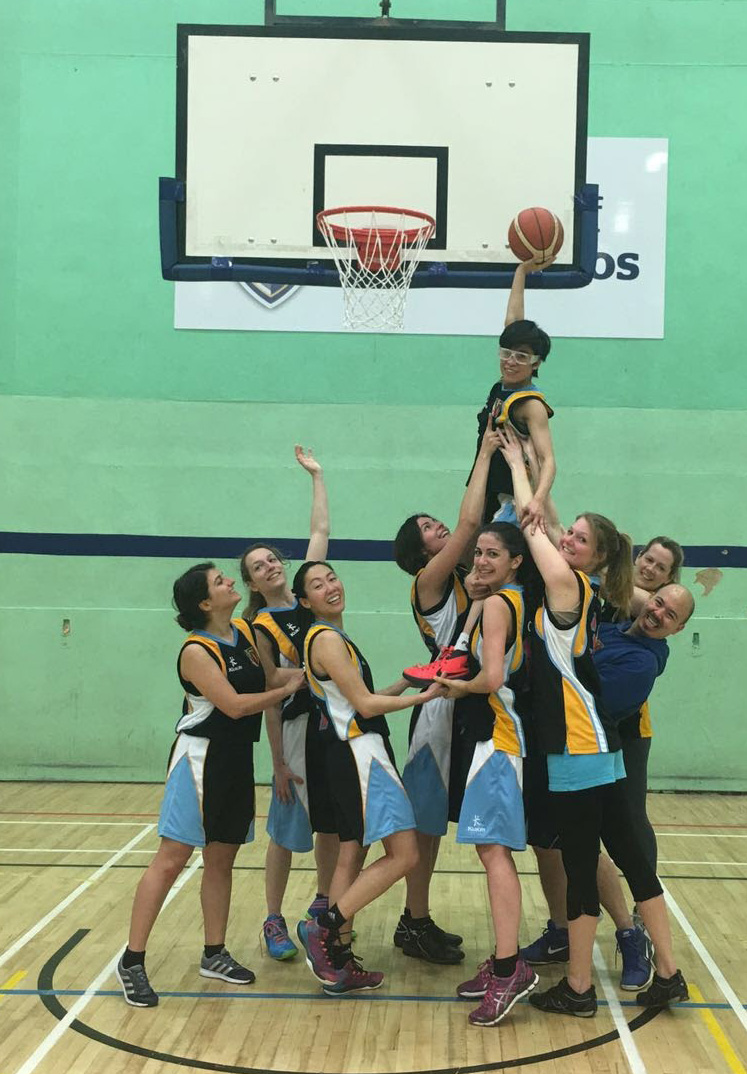 [Basketball Club (women)]
