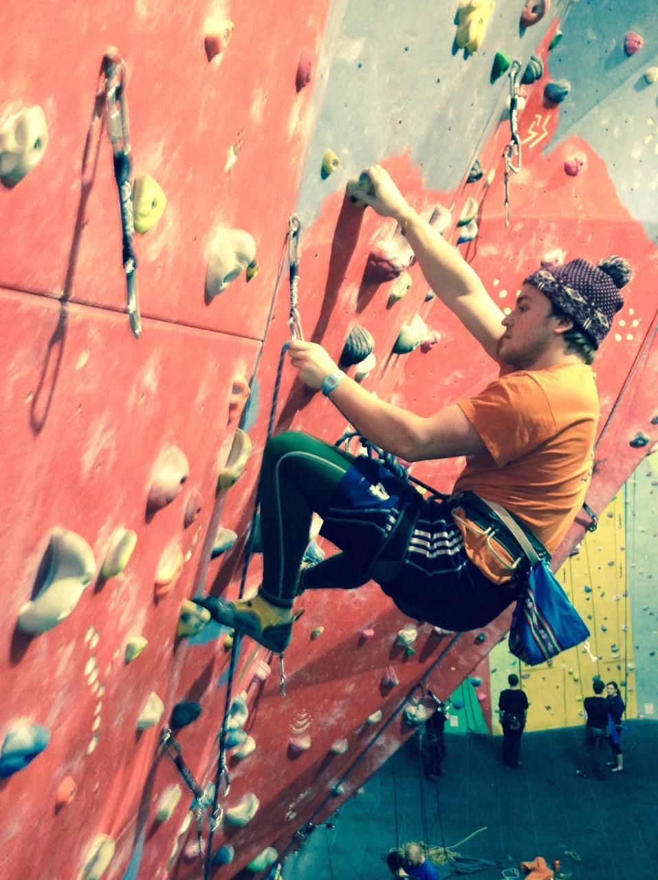 [climbing]